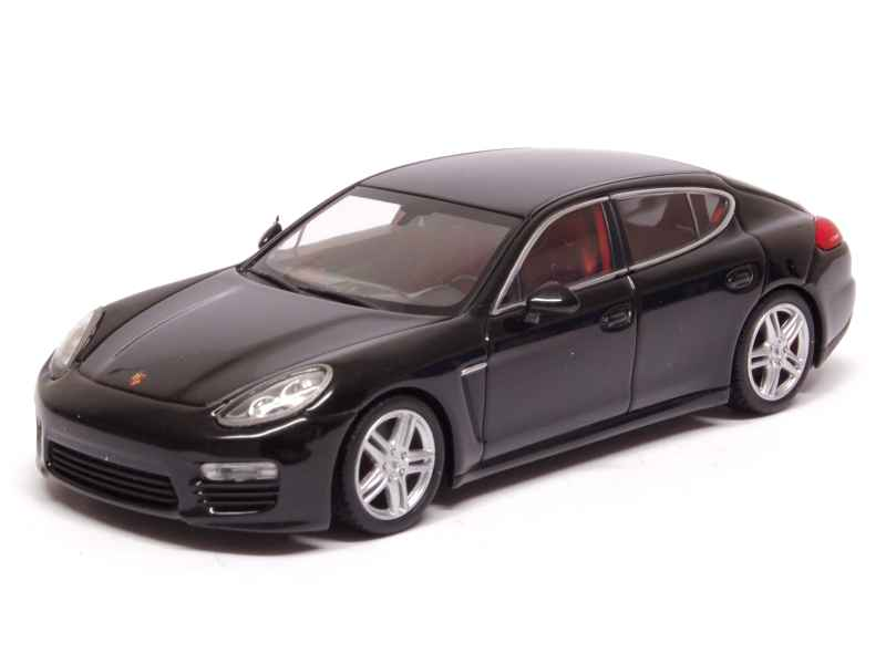 porsche panamera turbo 2013 minichamps 1 43 autos miniatures tacot. Black Bedroom Furniture Sets. Home Design Ideas