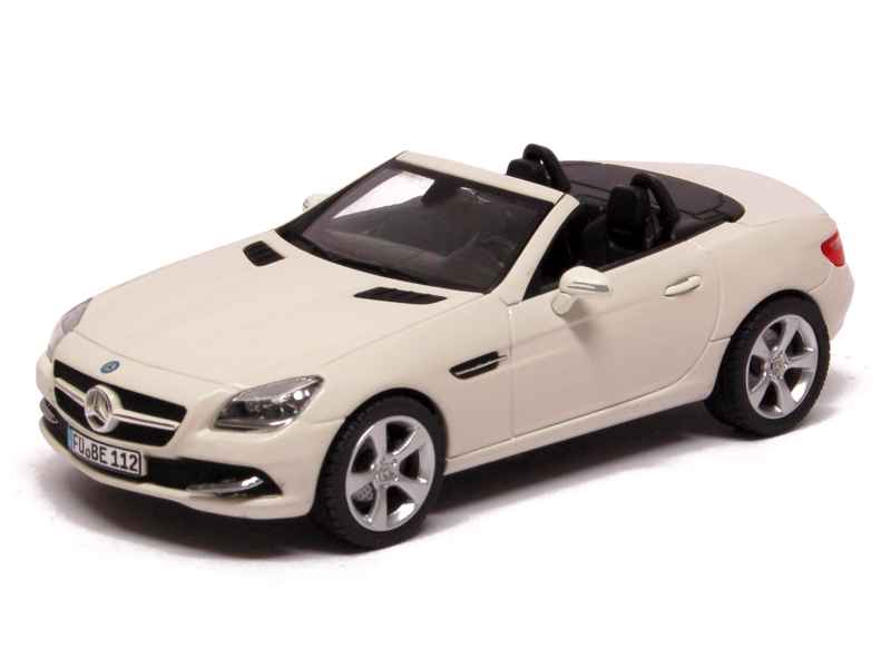 mercedes slk class r172 2011 schuco 1 43 autos. Black Bedroom Furniture Sets. Home Design Ideas