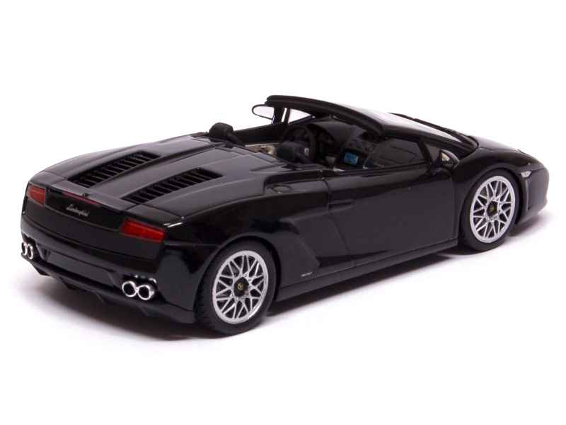 lamborghini gallardo lp 560 4 spyder 2009 minichamps. Black Bedroom Furniture Sets. Home Design Ideas