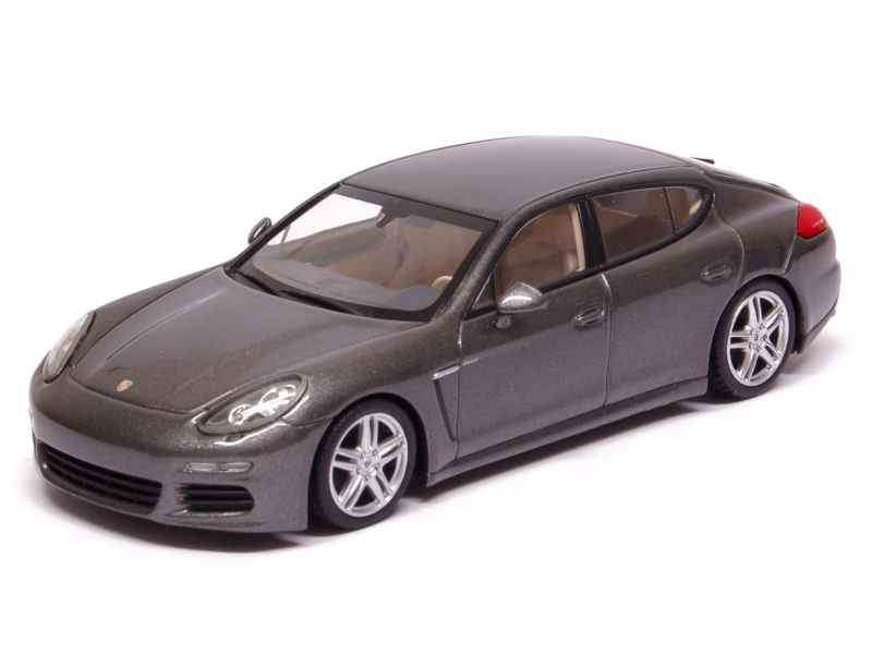 porsche panamera diesel 2013 minichamps 1 43 autos miniatures tacot. Black Bedroom Furniture Sets. Home Design Ideas