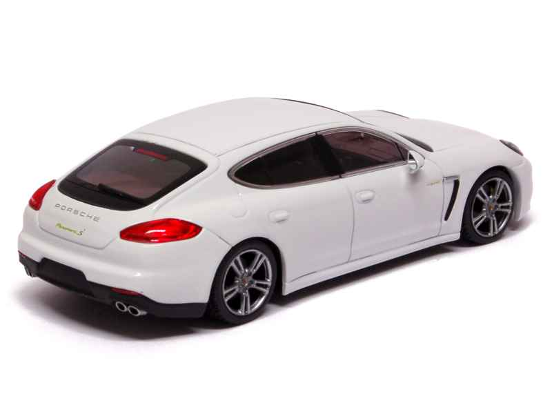 porsche panamera hybrid 2013 minichamps 1 43 autos miniatures tacot. Black Bedroom Furniture Sets. Home Design Ideas