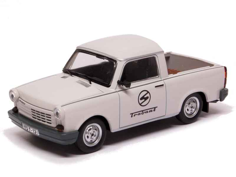 trabant 1 1 pick up 1990 ist 1 43 autos miniatures. Black Bedroom Furniture Sets. Home Design Ideas