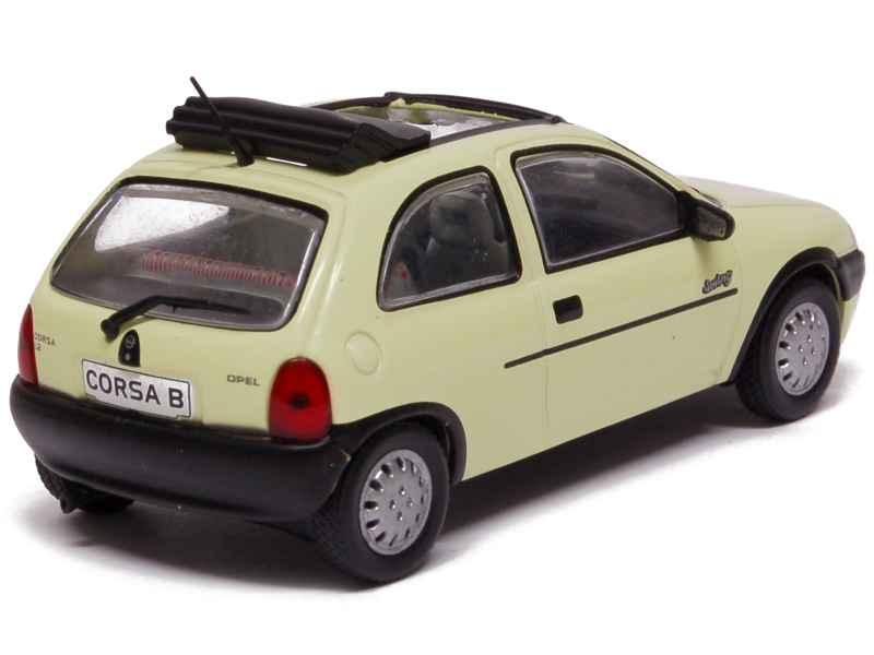 opel corsa b swing 1993 x press al 1 43 autos miniatures tacot. Black Bedroom Furniture Sets. Home Design Ideas