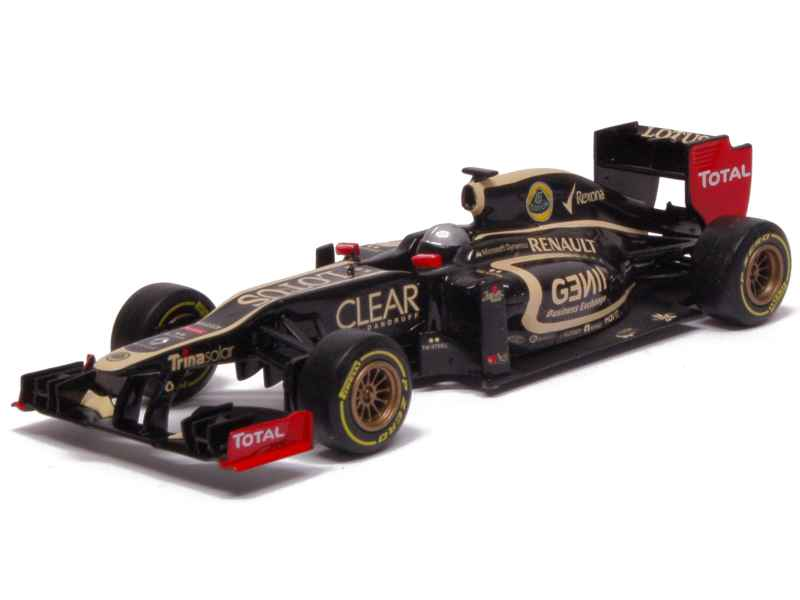 74722 Lotus E20 Renault Test Car 2012