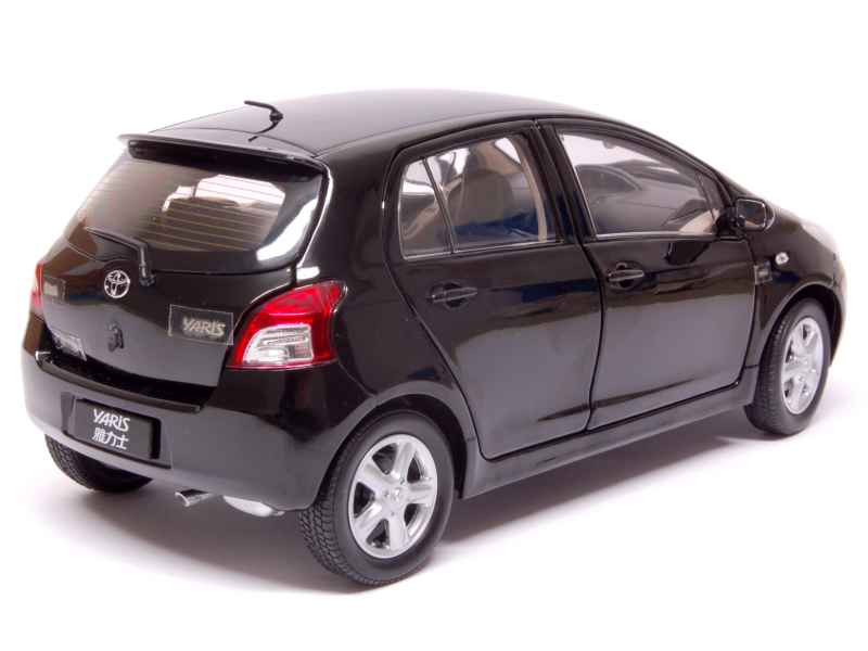 toyota yaris ii 2008 paudi model 1 18 autos. Black Bedroom Furniture Sets. Home Design Ideas