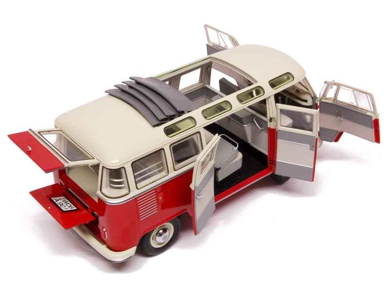 Volkswagen Combi T1 Samba Bus 1960 Schuco 1 18