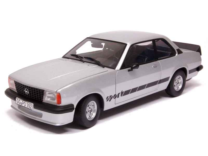 opel ascona 400 sport 1980 sun star 1 18 autos miniatures tacot. Black Bedroom Furniture Sets. Home Design Ideas