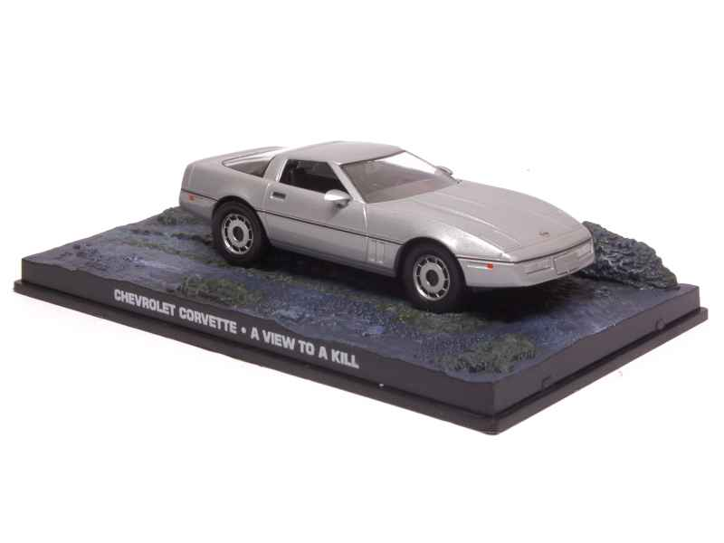 75203 Chevrolet Corvette 1984 James Bond 007
