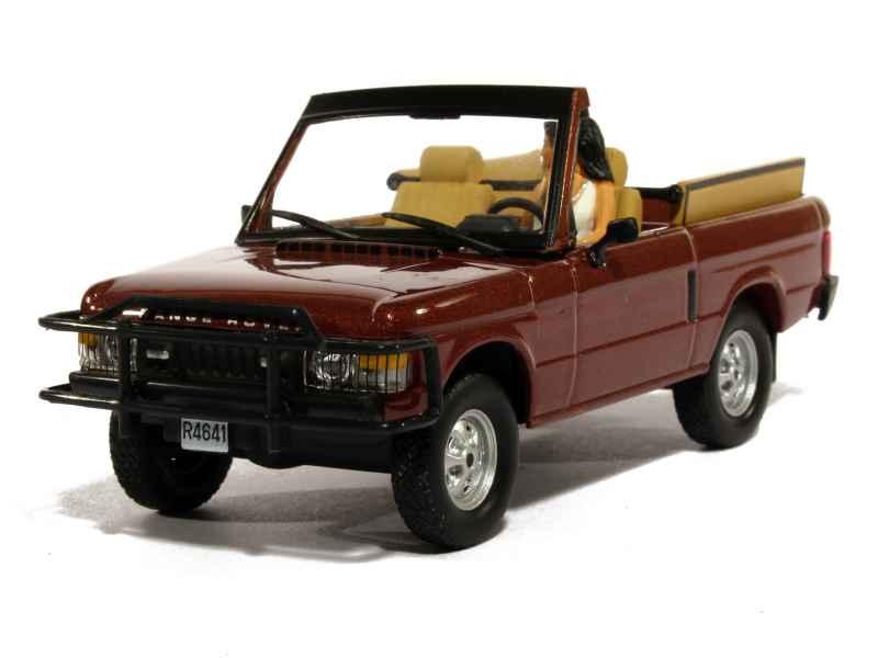 land rover range rover cabriolet james bond 007 x. Black Bedroom Furniture Sets. Home Design Ideas