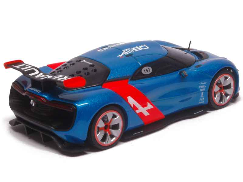 renault alpine a110 50 2012 norev 1 43 autos miniatures tacot. Black Bedroom Furniture Sets. Home Design Ideas