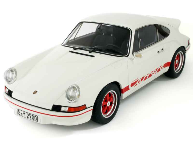 porsche 911 carrera rs 2 7l 1972 gt spirit 1 12 autos miniatures tacot. Black Bedroom Furniture Sets. Home Design Ideas