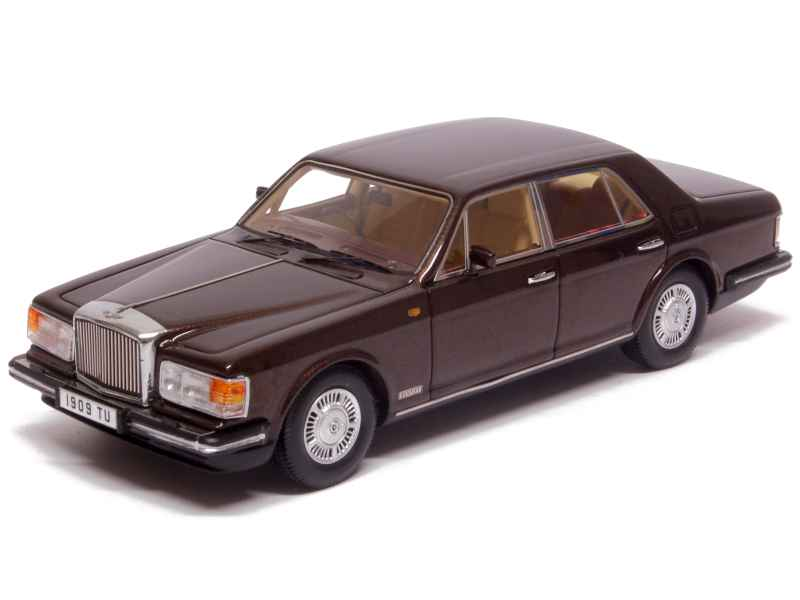 75411 Bentley Mulsanne Turbo 1980