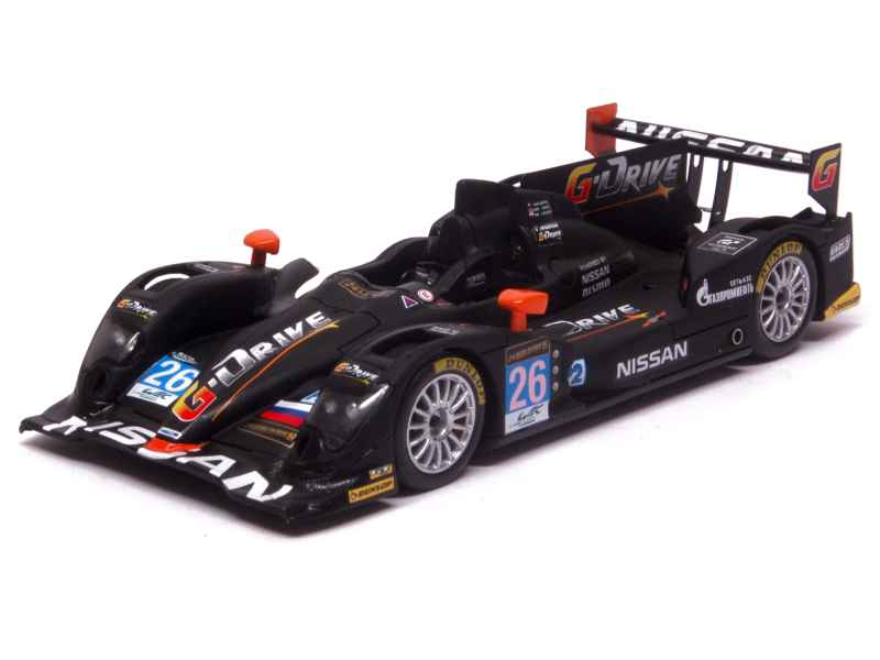oreca 03 nissan le mans 2013 spark model 1 43 autos miniatures tacot. Black Bedroom Furniture Sets. Home Design Ideas