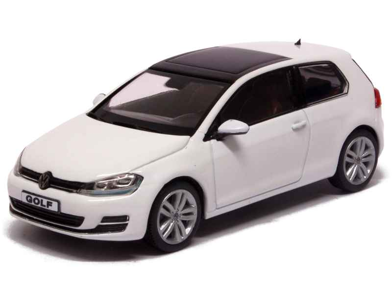 volkswagen golf vii 3 doors 2012 herpa 1 43e 1 43 autos miniatures tacot. Black Bedroom Furniture Sets. Home Design Ideas