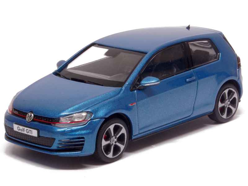 volkswagen golf vii gti 3 doors 2012 herpa 1 43e 1 43 autos miniatures tacot. Black Bedroom Furniture Sets. Home Design Ideas