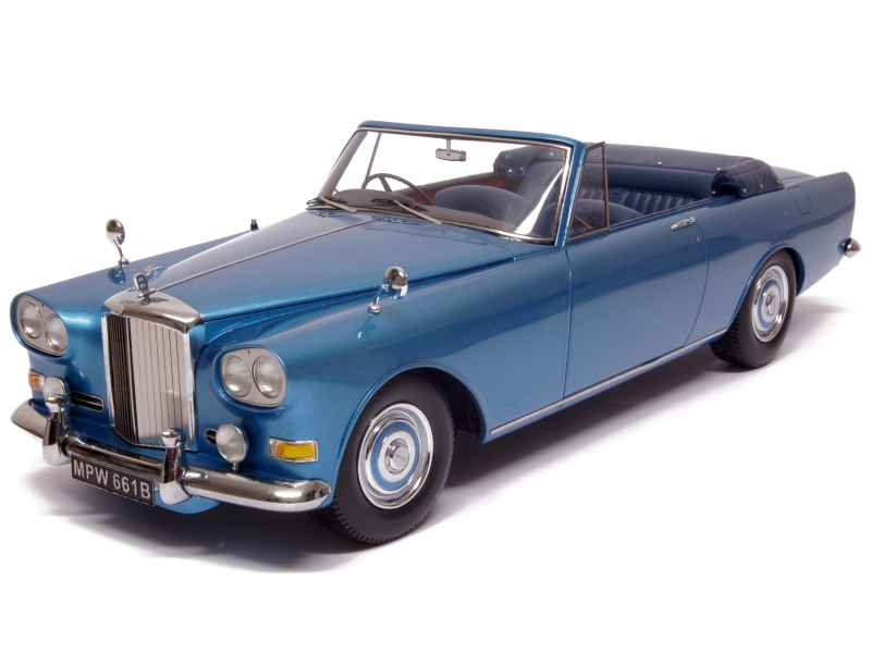 75537 Bentley SIII Park Ward Cabriolet 1963