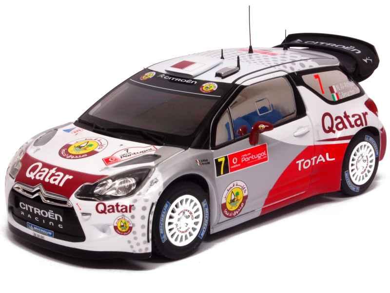 Norev - Citroën DS3 WRC Portugal 2012 - 1 18
