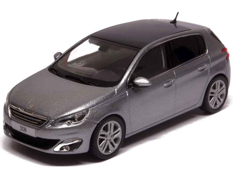 peugeot 308 berline 5 doors 2013 norev 1 43 autos miniatures tacot. Black Bedroom Furniture Sets. Home Design Ideas
