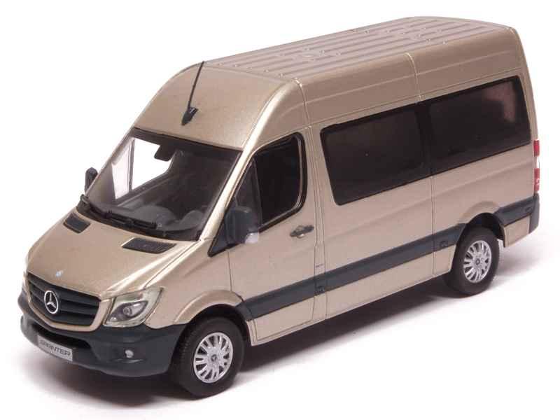 Premium classixxs-mercedes sprinter combi 2013 - 1 43