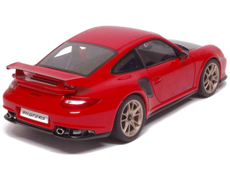 porsche 911 997 gt2 rs 2010 autoart 1 18 autos miniatures tacot. Black Bedroom Furniture Sets. Home Design Ideas