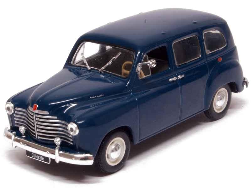 renault colorale prairie 1950 norev 1 43 autos miniatures tacot. Black Bedroom Furniture Sets. Home Design Ideas
