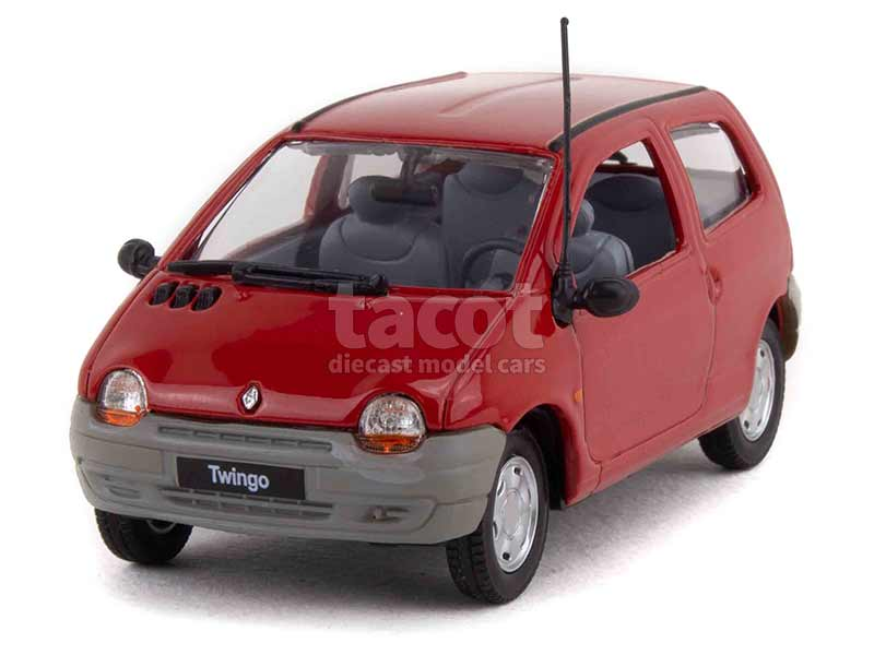 neuf Renault twingo Police Norev 1:43 eme   emballage d/'origine 1993