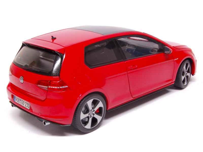 volkswagen golf vii gti 3 doors 2013 norev 1 18 autos miniatures tacot. Black Bedroom Furniture Sets. Home Design Ideas