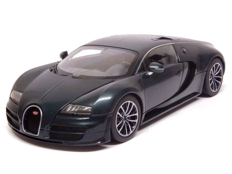bugatti veyron 16 4 super sport 2010 autoart 1 18 autos miniatures tacot. Black Bedroom Furniture Sets. Home Design Ideas