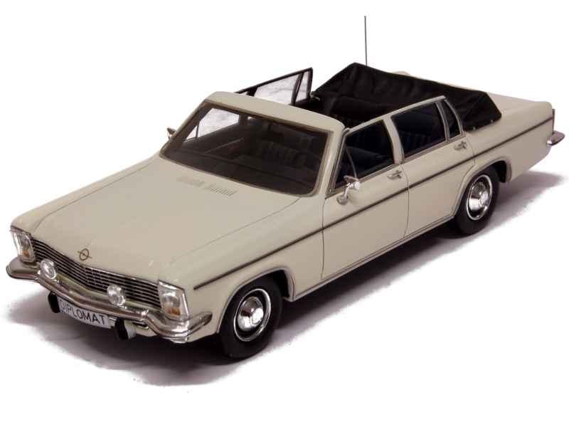 Matrix - Opel Diplomat B Fissore Cabriolet - 1 43