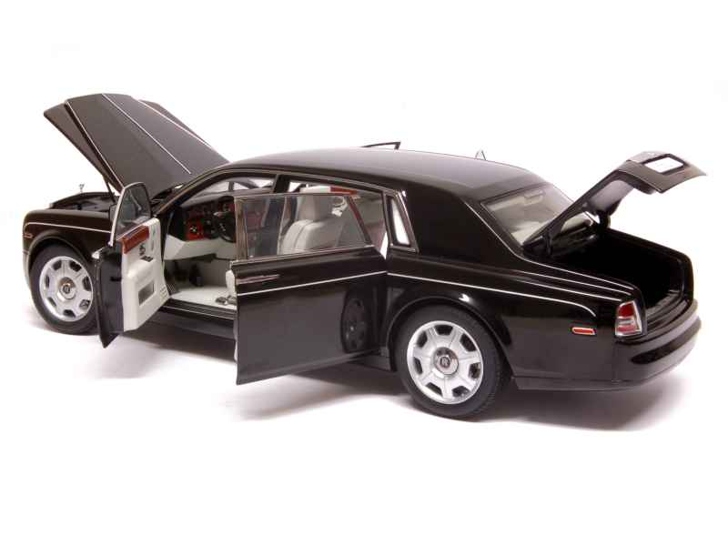 rolls royce phantom ewb 2012 kyosho 1 18 autos miniatures tacot. Black Bedroom Furniture Sets. Home Design Ideas