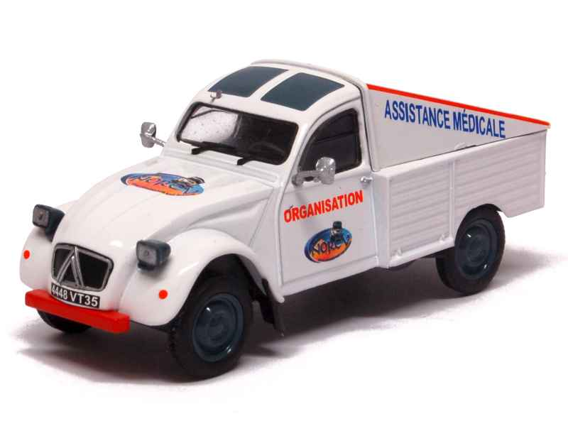 76656 Citroën 2CV Pick-Up Assistance