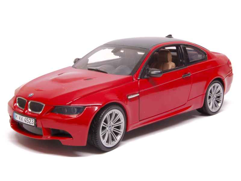 bmw m3 coup e92 2007 motor max 1 18 autos miniatures tacot. Black Bedroom Furniture Sets. Home Design Ideas