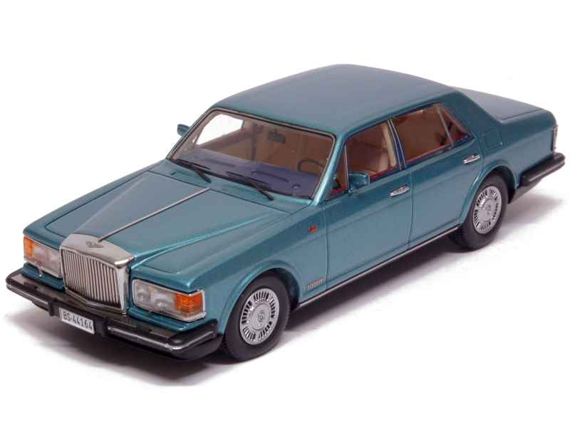 76788 Bentley Mulsanne Turbo 1980