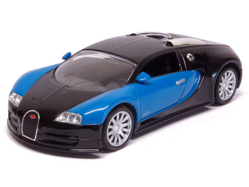 bugatti veyron 16 4 2009 x press al 1 43 autos miniatures tacot. Black Bedroom Furniture Sets. Home Design Ideas