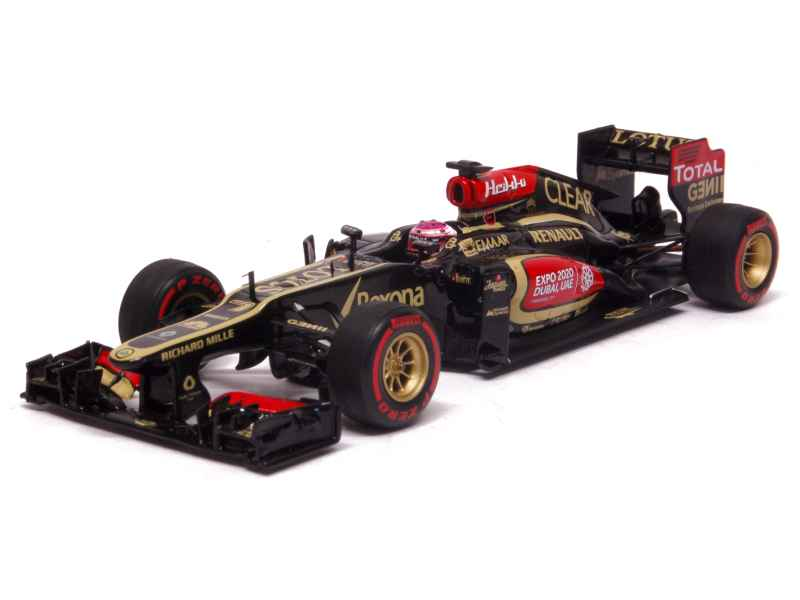 76803 Lotus E21 Renault US GP 2013