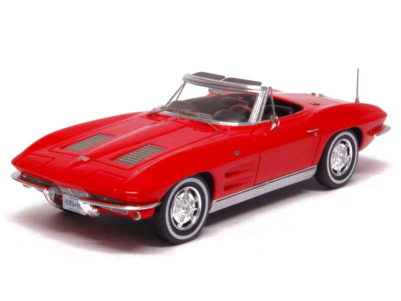 76814 Chevrolet Corvette C2 Sting Ray Cabriolet 1963
