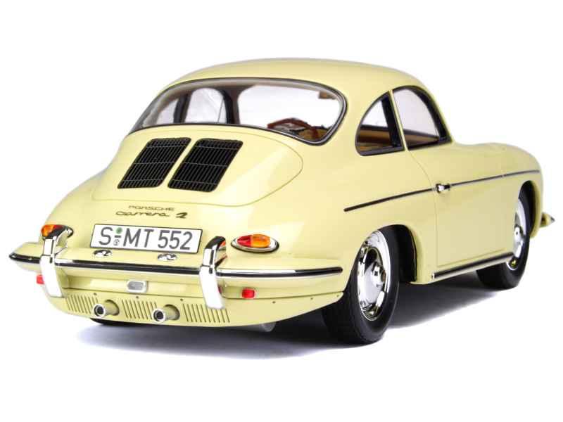 porsche 356b carrera 2 1962 gt spirit 1 18 autos miniatures tacot. Black Bedroom Furniture Sets. Home Design Ideas
