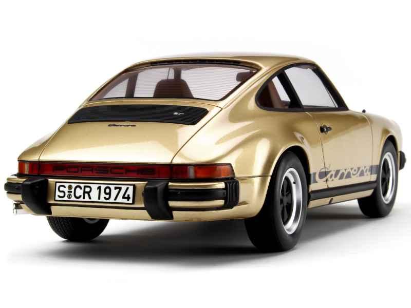 porsche 911 carrera 2 7l 1974 gt spirit 1 18 autos miniatures tacot. Black Bedroom Furniture Sets. Home Design Ideas
