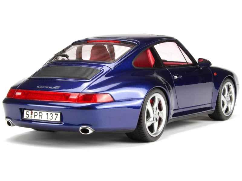 porsche 911 993 carrera 4s 1994 gt spirit 1 18 autos miniatures tacot. Black Bedroom Furniture Sets. Home Design Ideas