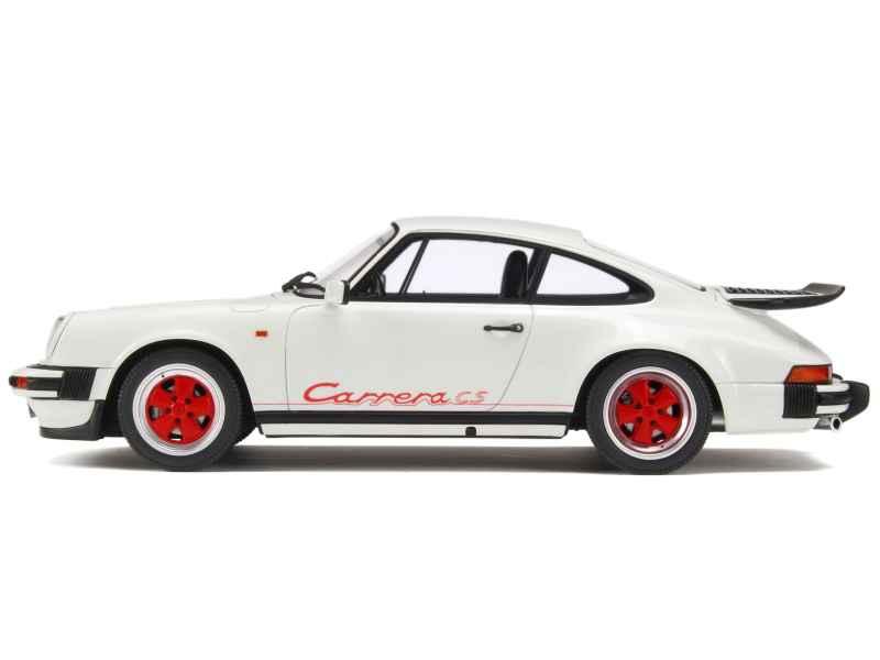 porsche 911 carrera 3 2l club sport 1987 gt spirit 1 18 autos miniatures tacot. Black Bedroom Furniture Sets. Home Design Ideas
