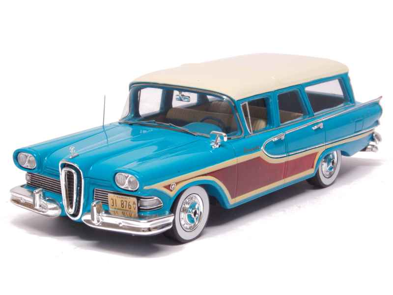 Spark Model - Edsel Bermuda Station Wagon 1958 - 1/43