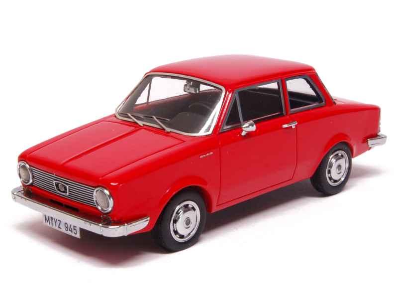 glas 1304 ts 1965 neo 1 43 autos miniatures tacot. Black Bedroom Furniture Sets. Home Design Ideas