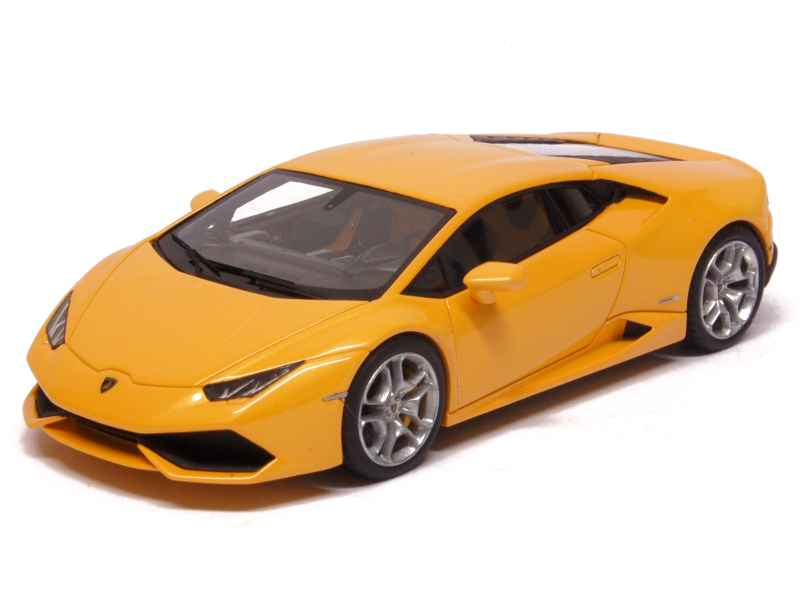 looksmart lamborghini huracan lp610 4 2014 1 43 ebay. Black Bedroom Furniture Sets. Home Design Ideas
