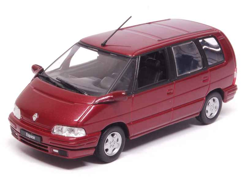 renault espace ii 1991 norev 1 43 autos miniatures tacot. Black Bedroom Furniture Sets. Home Design Ideas