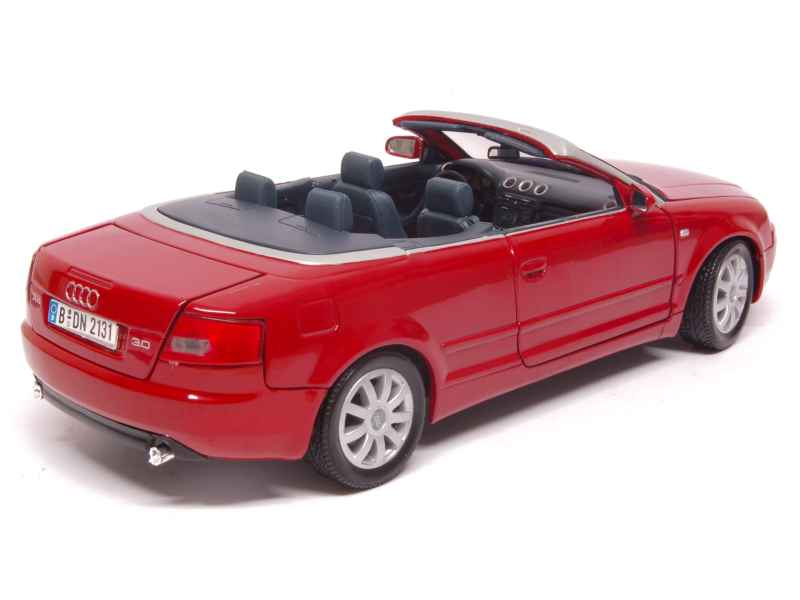 audi a4 cabriolet 2004 motor max 1 18 autos. Black Bedroom Furniture Sets. Home Design Ideas