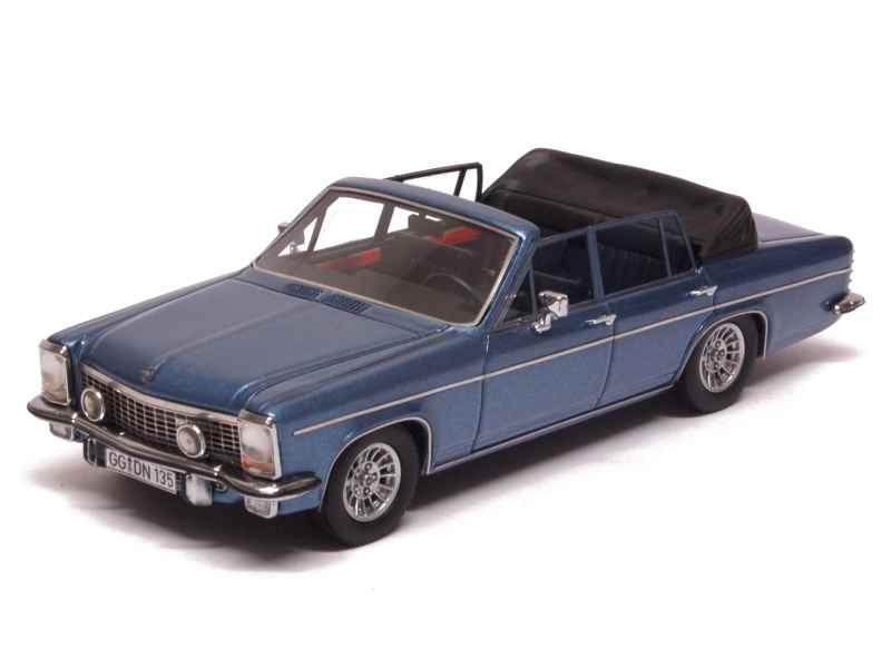 Neo - Opel Diplomat B Cabriolet Fissore 1971 - 1 43