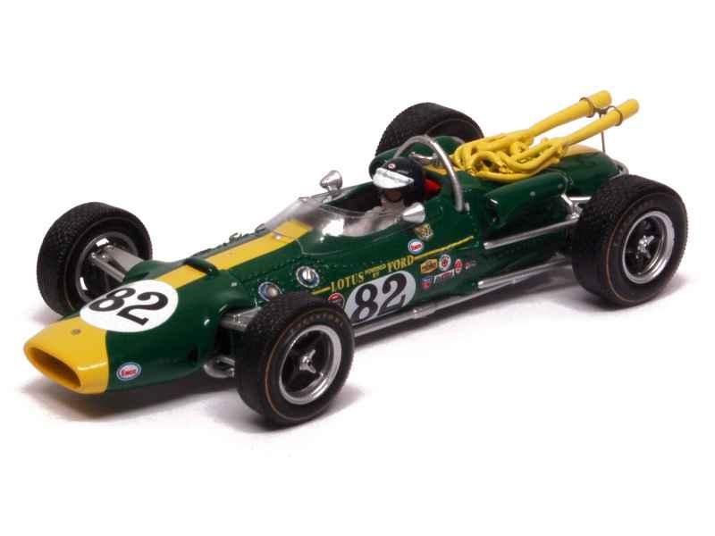 Lotus 38 Indy 500 1965 Spark Model 1 43 Autos
