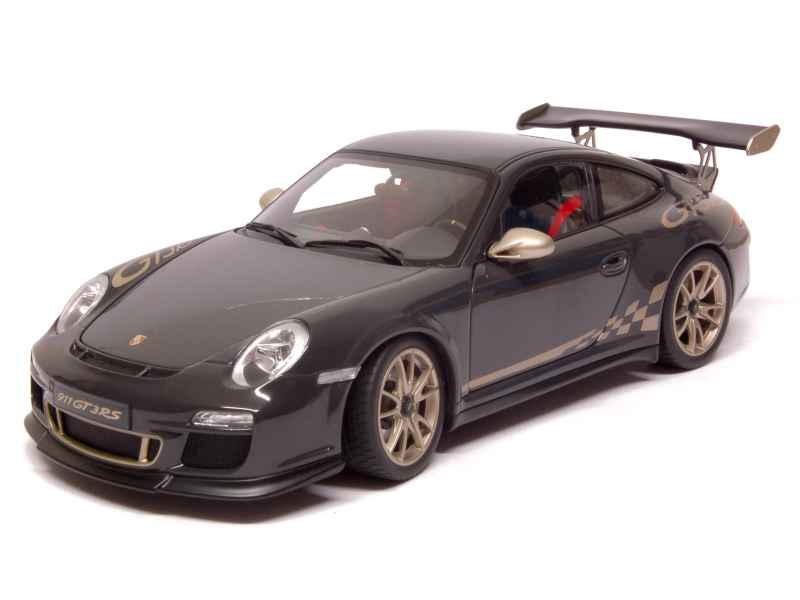 porsche 911 997 gt3 rs 2010 autoart 1 18 autos miniatures tacot. Black Bedroom Furniture Sets. Home Design Ideas