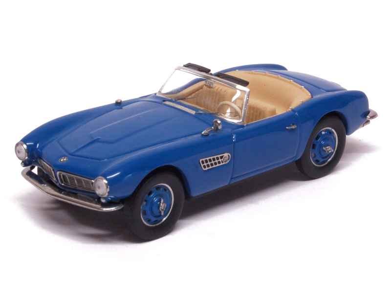 bmw 507 cabriolet 1956 schuco 1 43 autos miniatures tacot. Black Bedroom Furniture Sets. Home Design Ideas