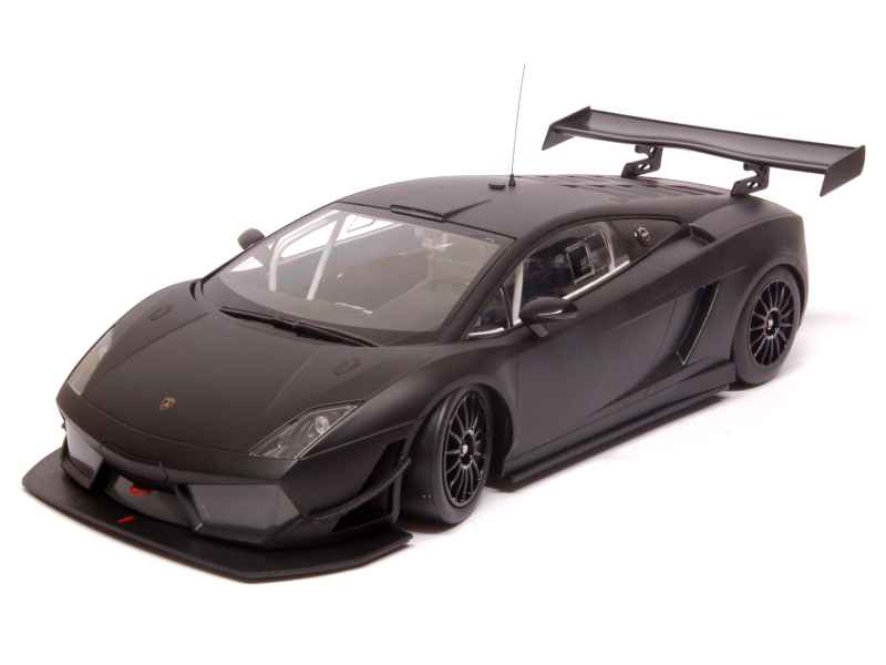 lamborghini gallardo lp 600 gt3 2011 minichamps 1 18 autos miniatures tacot. Black Bedroom Furniture Sets. Home Design Ideas
